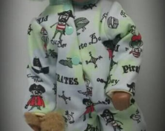 Night before christmas sleep suit for Gregore
