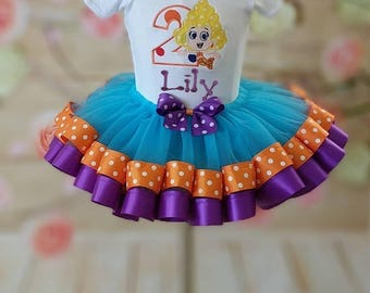 Bubble Guppies Birthday outfit, Bubble Guppies set, Bubble Guppies Birthday party, Bubble Guppies shirt, Bubble Guppies tutu set, Guppies