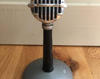 astatic microphone vintage bullet J30