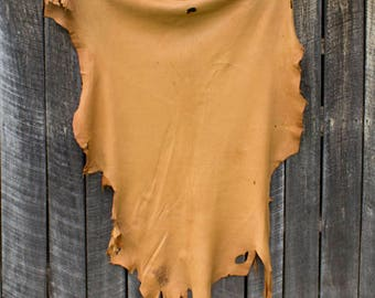 Elk Leather | Whole Hide