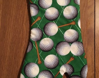 Golf Oven Mitt