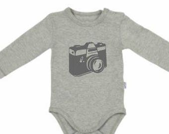 DIY Iron On Transfer Camera Print Heattransfer | Various colors & sizes available