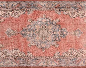 Vintage Turkish Anatolian Handmade Rug