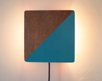 Pivoting Panel Wall Sconce