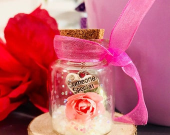 Jar of Hearts sentiment Gift