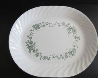 Corelle Livingware Callaway Ivy by Corning Large Serving Meat Platter