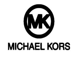 Michael Kors Decal, Michael Kors, Personalized, Monogram, Car Decal, Laptop Decal, Michael Kors Decal, Yeti Cup Decal