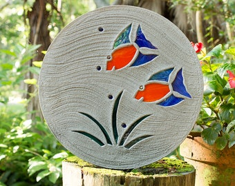 Tropical Fish Goldfish Stepping Stone #511