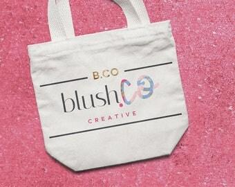Premade Logo Design | Beauty Logo Design | Fashion Logo Design | Store Graphics | Pink Gold Logo Design |