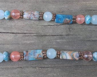 Assorted Stone Necklace