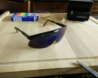 Bollé made in France sunglasses with polarized lenses and adjustable arms