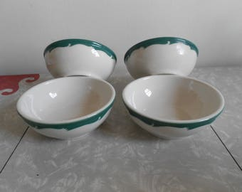 Vintage Syracuse China Bowls
