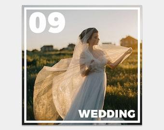 30 Lightroom Wedding Presets For Wedding Photography