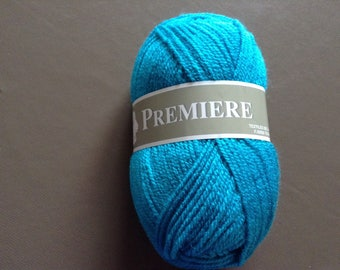 Ball of yarn Color Turquoise