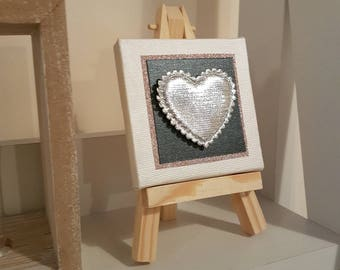 Unique Card | Easel of Love!
