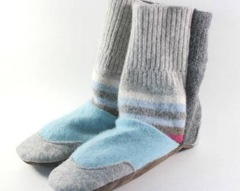 Easter Gift for Daughter- Slipper Boots- Last Minute Gift Ideas- Kids Slippers- Girls Slippers- Gift for Girls- Unique Kids Gift- Hygge Gift