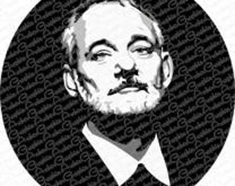 Bill Murray  - CUSTOM MADE  for You! Pick your  Color!