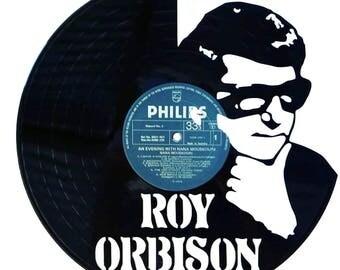 Roy Orbison - Vinyl Record Art