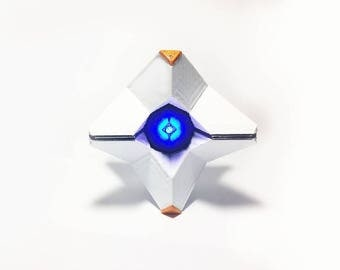 Destiny Ghost Contruct 3D Printed with Stand included. Special Price!! with FREE SHIPPING!