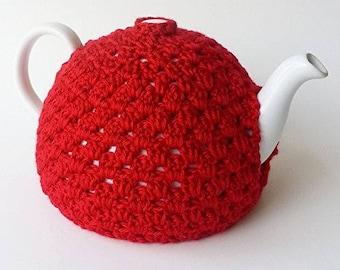 Red Tea Cozy