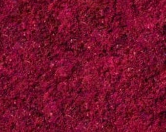 Hibiscus Flowers Powder - Certified Organic
