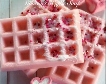 Sugar Sugar Gourmet Waffle Soap