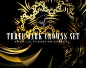 Three Dark Crowns | Kendare Blake Inspired Scented Soy Candles