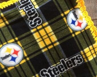 Pittsburgh Steelers Blanket
