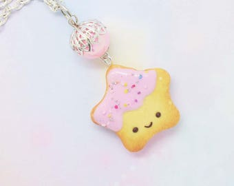 my star biscuit necklace