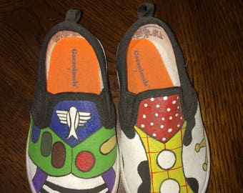 Toddler/Infant Toy Story Shoes