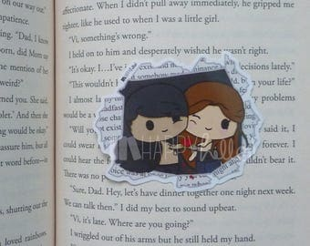 Sticker • From the Pages of a Book 3