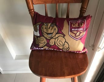 Queensland State of Origin Cushion Cover