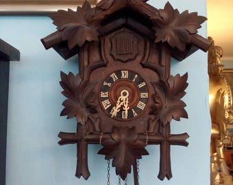 old cuckoo clock 50 x 30cm