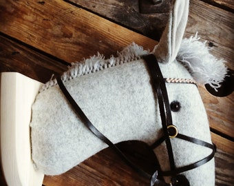 Horse trophy head