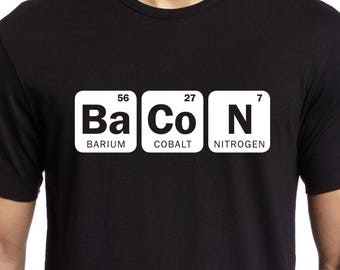BACON periodic table