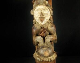 Ancestor statue - VUVI - Gabon