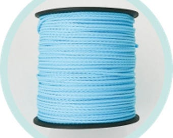 Thread polyester 1.5 mm - Turquoise color