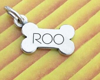 DOG BONE Engraved