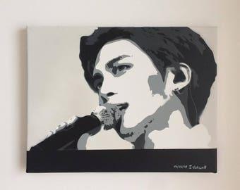 Shinee Kim Jong Hyun Portrait
