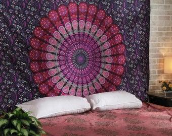 Psychedelic Tapestry Etsy