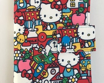 Hello Kitty x Ju Ju Be Tick Tock Custom play pack case -2