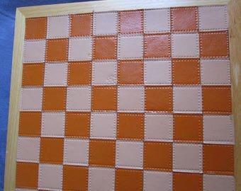 Small Chess/ Backgammon Board