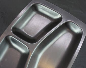 Stainless Divided Tray
