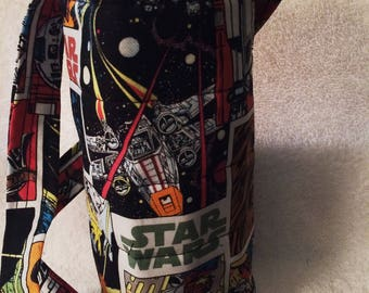 Insulated Water Bottle Holder/Carrier - Star Wars Themed - Chewbacca
