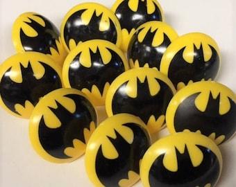 BATMAN Cupcake Rings