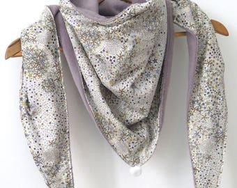 scarf, shawl, scarf, scarf, triangular shape