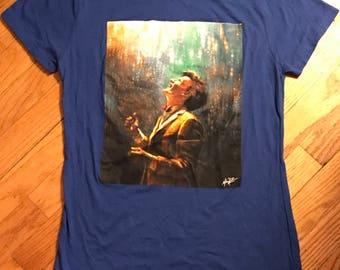 Doctor Who Navy Blue Tee