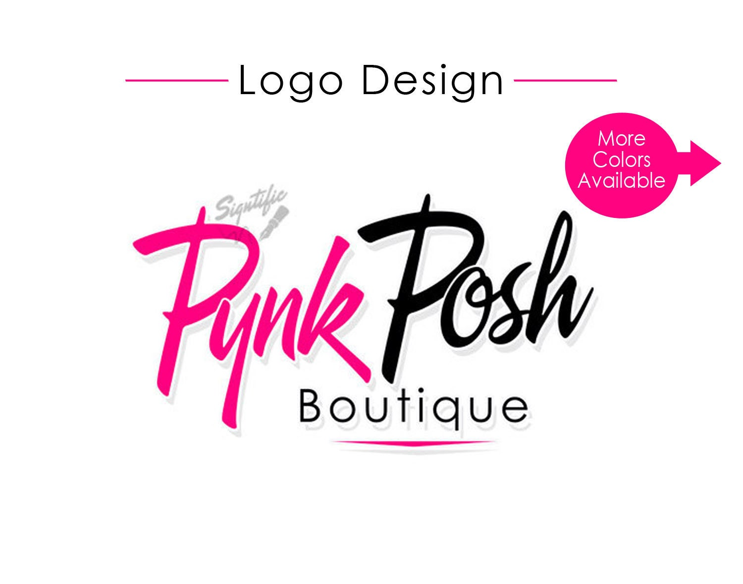 Boutique logo design free the image kid for Logo suggestions free