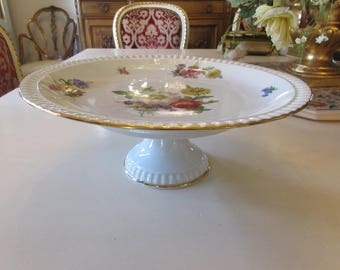 GERMANY BAREUTHER WALDSASSEN Cake Stand