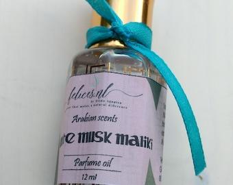 WHITE MUSK Maliki perfume Attar 12ml
